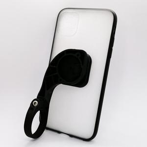 Image 3 - Uchwyt na telefon komórkowy z PC TPU Case rower kierownica do montażu na szynie stojak na telefon komórkowy dla iPhone 7/8/X/11/11 Pro/12/12 Mini