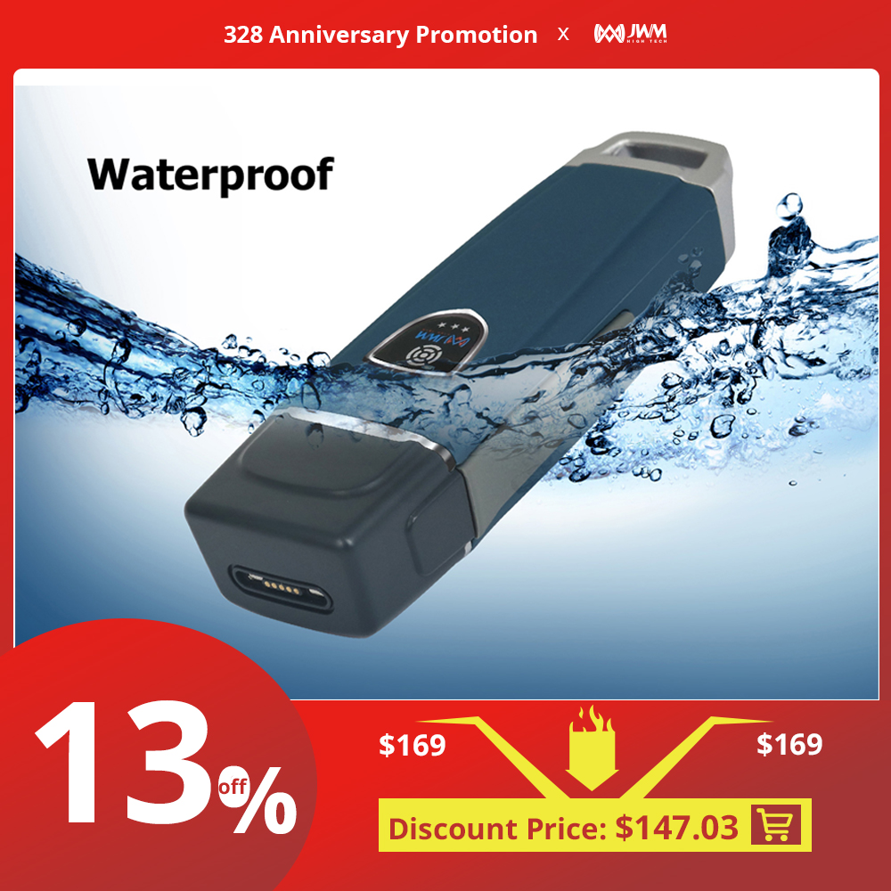 WaterProof IP67 JWM 125Khz RFID Security Guard Tour Patrol Equipment System With Free Cloud Software And Tags