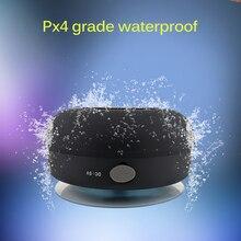 Loa Bluetooth Shower, Chống Thấm Nước IPX4 300MAh Pin Cho Loa Siêu Trầm Cao Chất Lượng Âm Thanh Bluetooth 4.1 Âm Thanh Bluetooth Hộp