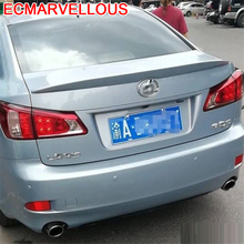 protector Upgraded Decoration Wing Accessories Mouldings Car Styling Auto Spoilers 06 07 08 09 10 11 FOR Lexus IS series