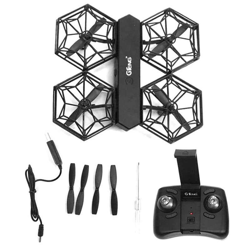 -Dismantling Drone For Aerial Photography Separate Modular Remote Control Aircraft Set High Unmanned Aerial Vehicle With WiFi Ca