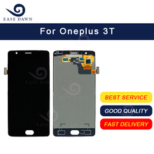 Per Oneplus 3T LCD AMOLED Display Touch Screen Digitizer Assembly Per Oneplus Display Originale