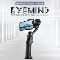 Eyemind 3 Axis Handheld Gimbal Stabilizer Integrated Face Tracking Panorama for Smart Mobile Phone iPhone Android