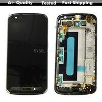 LG X 벤처 LG H700 Lcd 디스플레이 터치 스크린 디지타이저 어셈블리 교체 수리 부품에 대 한 LCD 디스플레이 도구와 LG H70