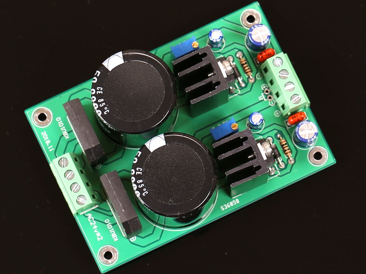Assembled Dual DC24V Power Supply Board For NAC152 Circuit Psu