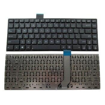 Клавиатура с английской раскладкой для ноутбука Asus, сменная Клавиатура для ноутбука Asus S400CA, S451, s451L, 402CA, X402C, S400CB, S400C, X402, S400, F402C