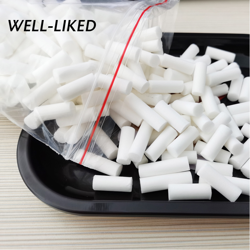 450 Pcs Cigarette Holder Disposable Smoking Filter Pipe Tobacco Cigarettes Holder DIY Smoking Accessories