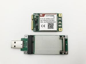 Image 4 - SIMCOM SIM7600E H  Mini PcieA WITH AUDIO CAT4 LTE FDD module SIM7600 Muti Band compeititive with mikrotik