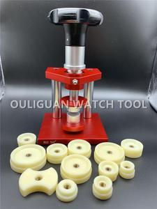 Image 1 - Rodzaj śruby Case ograniczenie maszyny narzędzie wysokiej precyzyjny zegarek prasa do konserwacji zegarmistrza