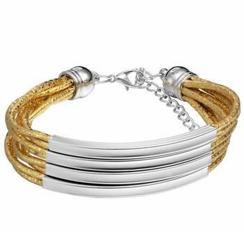 Fashion Multilayer Bracelet for Women Bracelets Jewelry Women Jewelry Metal Color: SL992