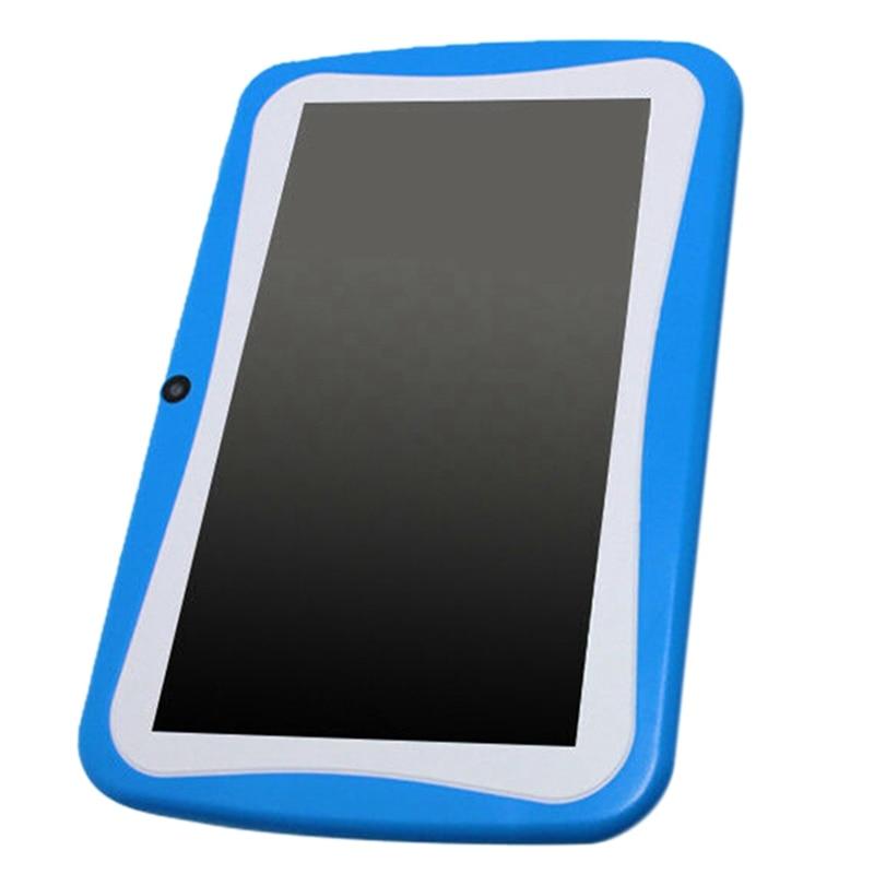 US Plug 7 pouces enfants tablette Android double caméra WiFi éducation jeu cadeau pour garçons filles bébé enfants apprentissage jouets tablette infantil - 3
