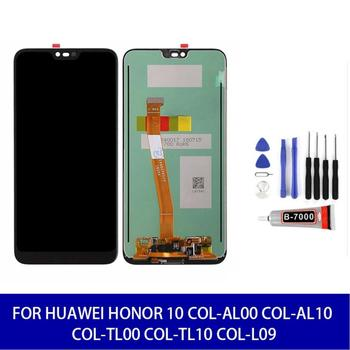 Original for Huawei Honor 10 COL-AL00 COL-AL10 COL-TL00 COL-TL10 COL-L09 Lcd Display Touch Screen Assembly Replacement Parts фото