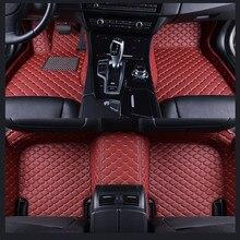Araba paspaslar lexus lx570 ct200h gs300 is250 gs350 rx350 nx 270/350/450H 250/350/300h 460h/400 570 halı zemin astarı
