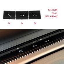 Parking Radar Sensor Switch Button Cover Multi function button convertible switch button for BMW Z4 E89