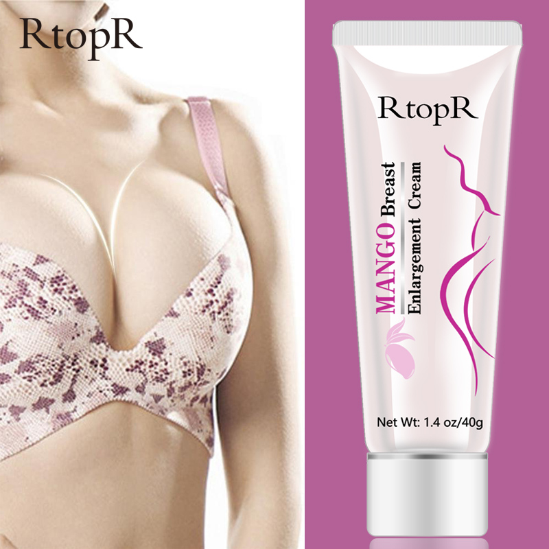Mango Breast Enlargement Cream For Women Full Elasticity Chest Care Firming Lifting Breast Fast Growth Cream Big Bust Body Cream