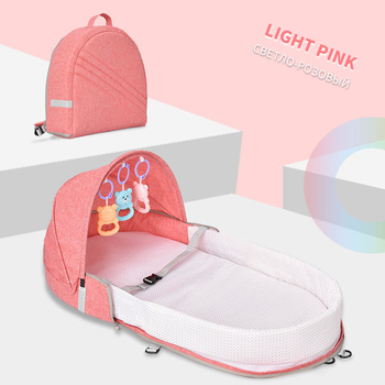 Baby Bed  Safety Isolation Bed  The Baby Bed  Thickened Multifunctional Folding Bed  Portable Baby Bed