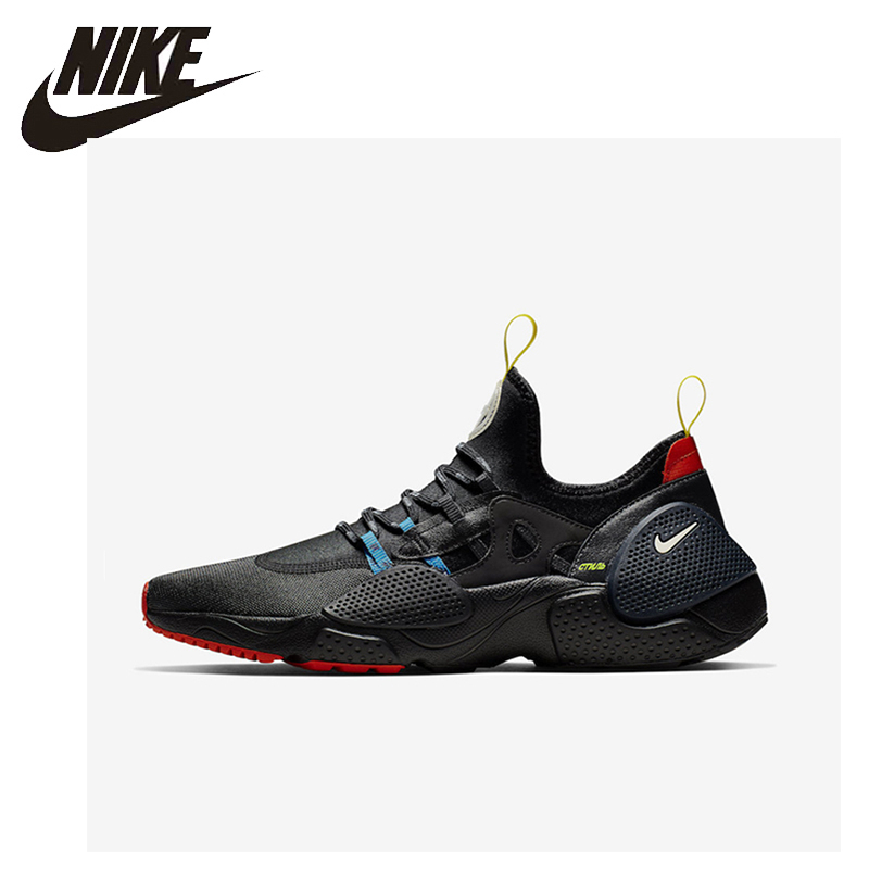 Nike Air Huarache E D G Man Running Shoes Causal Sneakers New Arrival Cd5779 001 in Running Shoes from Sports Entertainment