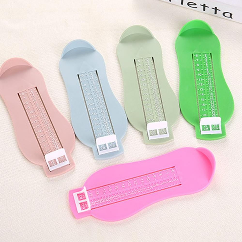 Foot Gauge Children's Foot Measuring Device For Shoes A794 Baby Foot Length Measuring Ruler 0-8 Years Old Scale