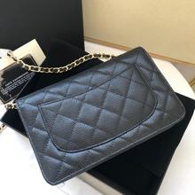 Caviar bags for women 2020 purses and handbags new luxury designer chain shoulde