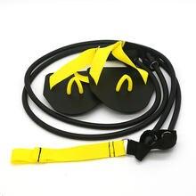 Профессиональная имитация плавательных упражнений, сила руки, тренировка, Фитнес-эспандер, захват рук, весло, плавательная ковка