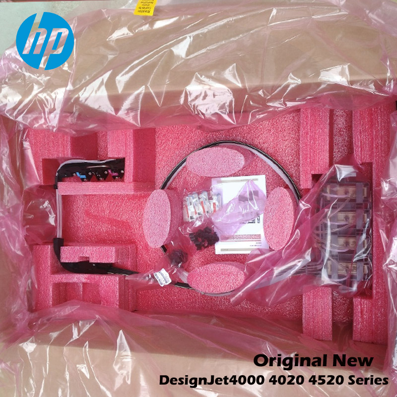 Original New For HP 4000 4520 4500PS 4520PS Ink Tubes System 42Inch Q1273-60300 Q1273-60254 Q6651-60289 CQ109-67004 Q6652-60112
