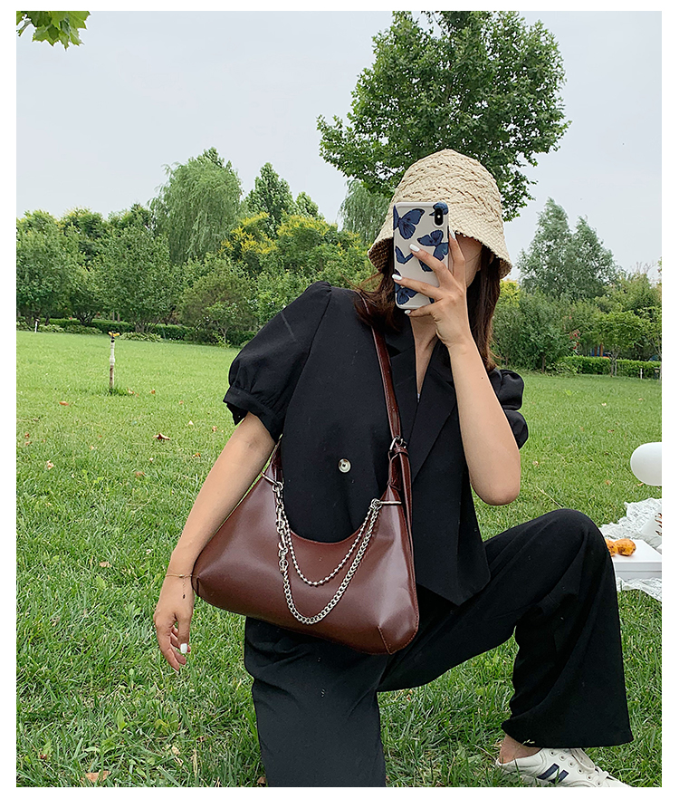 bolsa & elegante bolsa de ombro crossbody