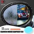 Лидер продаж для MINI COOPER F54 F55 F60 F56 F57 R55 R56 R57 R58 R59 R60 R61 R/F зеркало заднего вида непромокаемая противотуманная пленка наклейка
