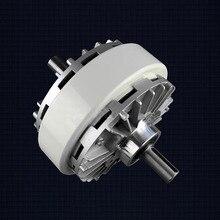 FL12A-1 1,2 кг Магнитный порошковый клатч, двухосевой Магнитный порошковый клатч