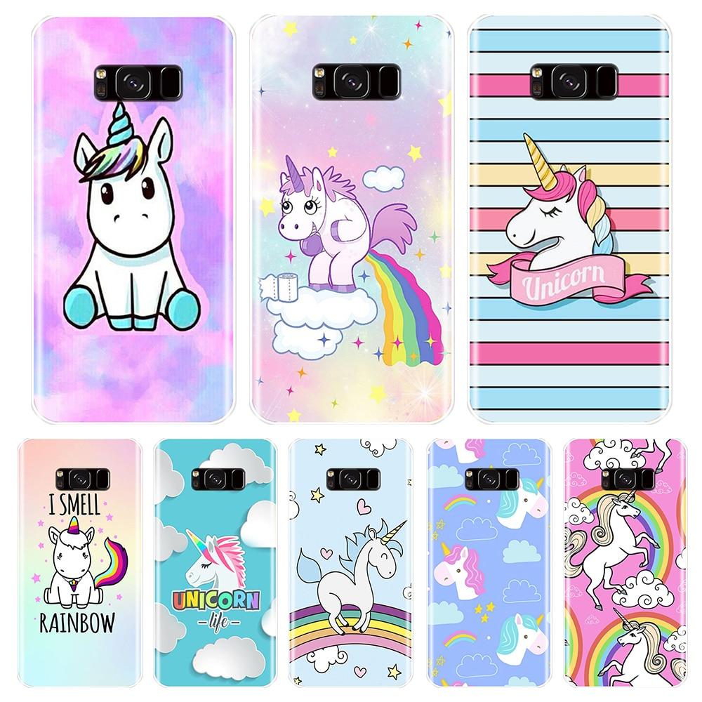 Rainbow Unicorn Phone Case Galaxy Note