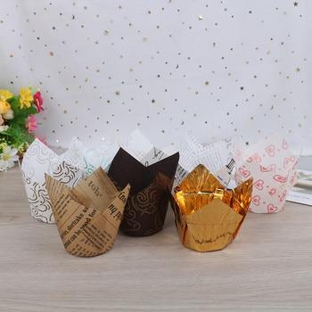 Paper Muffin Cups 5