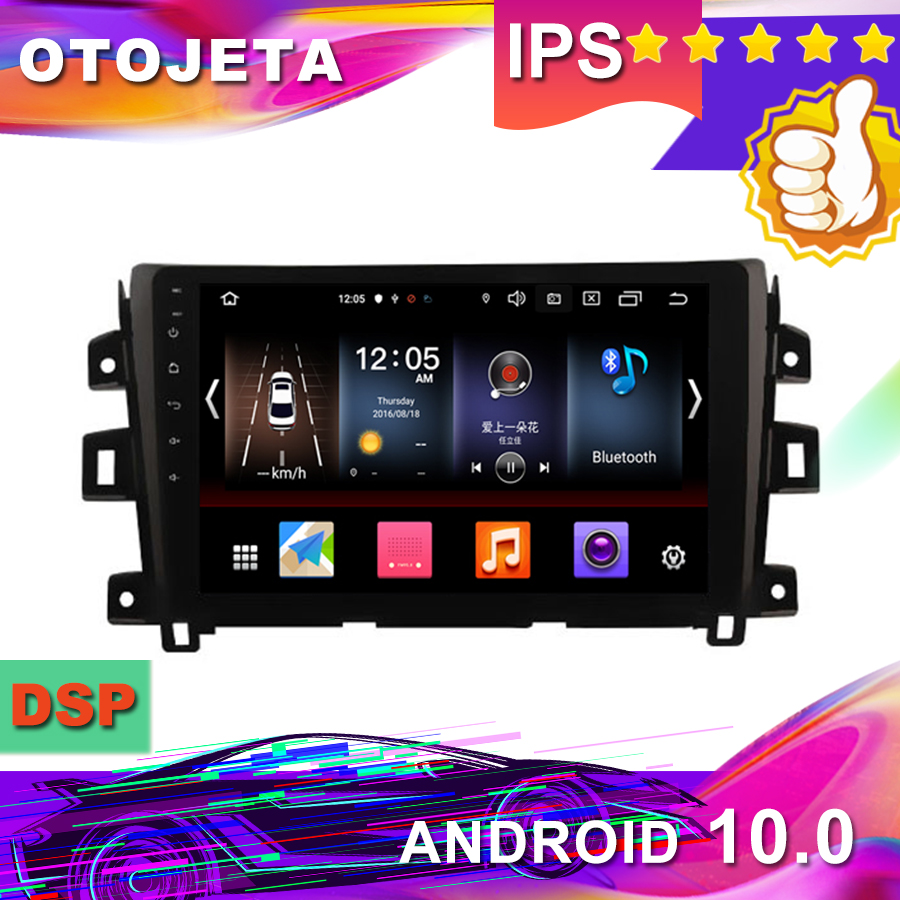 New Arrival 10.2inch Android 10.0 Car GPS for <font><b>NISSAN</b></font> <font><b>NAVARA</b></font> <font><b>NP300</b></font> Car Radio car Multimedia tape recorder bluetooth navigation image