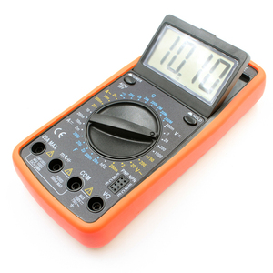 Image 4 - WHDZ DT9205A Professional Digital Multimeter Electric Handheld  Ammeter Voltmeter Resistance Capacitance hFE Tester AC DC LCD