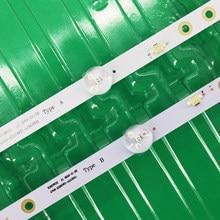 Nova 10 Pçs/lote 6LED tira retroiluminação LED para Para Sharp 2T-C32ACSA K320WDX A1 A2 4708-K320WD-A2113N01 4708-K320WD-A1113N11