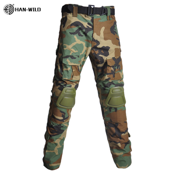 Military Uniform  Tactical Combat Shirt Us Army Clothing Tatico Tops Airsoft Multicam Camouflage Hunting FishingPants Elbow/Knee 13