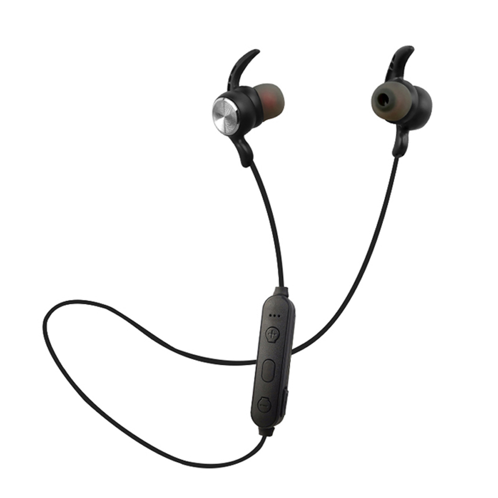 ZHY-03 auriculares magnéticos Bluetooth auriculares inalámbricos auriculares deportivos con micrófono estéreo lluvia y sudor para teléfono