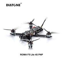 DIATONE ROMA F5 Freestyle PNP FPV Drone avec caméra Mamba F405DJI Lite contrôleur de vol ESC F40 MK2 sans batterie
