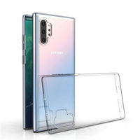 galaxy note YISAHNGOU For Samsung Galaxy Note 10 Plus 8 9 A50 A70 Ultra-thin TPU Transparent Soft Case Cover For Samsung S8 S9 S10 Plus S10E (3)