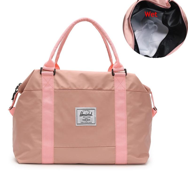 Fitness Bag For Gym Men Sac De Sport Femme Dry Wet Handbags Sport Training Bag Men For Large Gym Travel Bag Women Outdoor Duffle