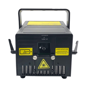 4000nW galvo scanner 4W DT40 laser light for laser stage light Professional Holiday Lighting  by  ILDA DMX SD Sound control original ishow3 0 ethernet stage laser light software 64 bit and usb to ilda box