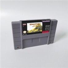 Czarodziejski I II III karta do gry RPG wersja amerykańska język angielski oszczędzanie baterii
