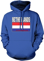 Autumn and winter hohoodies men funny Printed hoodie sweatshirt Men's Netherlands Flag, Love Home, Dutch Flag Hooded Sweatshirt