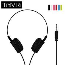 TiYiViRi 3,5 мм ушной крючок Спорт 6 цветов гарнитура наушники над ухом мини стерео музыка для MP3 MP4 плеер телефон ПК