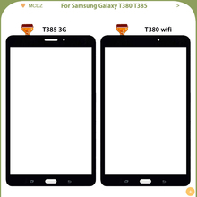 New TouchScreen T380 For Samsung Galaxy Tab A 8.0 2017 SM- T380 T385 Touch Screen Panel Touch Sensor Replacement