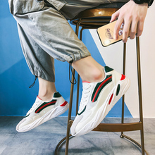Men Sneakers Casual Shoes White Lace Up Comfortable Breathable Sneakers Fashion Outdoor Walking Shoes Lightweight Chaussures ecco fashion brand men s casual shoes cow leather walking footwear round head breathable comfortable outdoor sneakers shoes