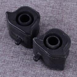 2 piezas de suspensión delantera derecha izquierda estabilizador de Bar buje 48815-42090 48815-42100 apto para Toyota RAV4 2006 -2009, 2010, 2011, 2012