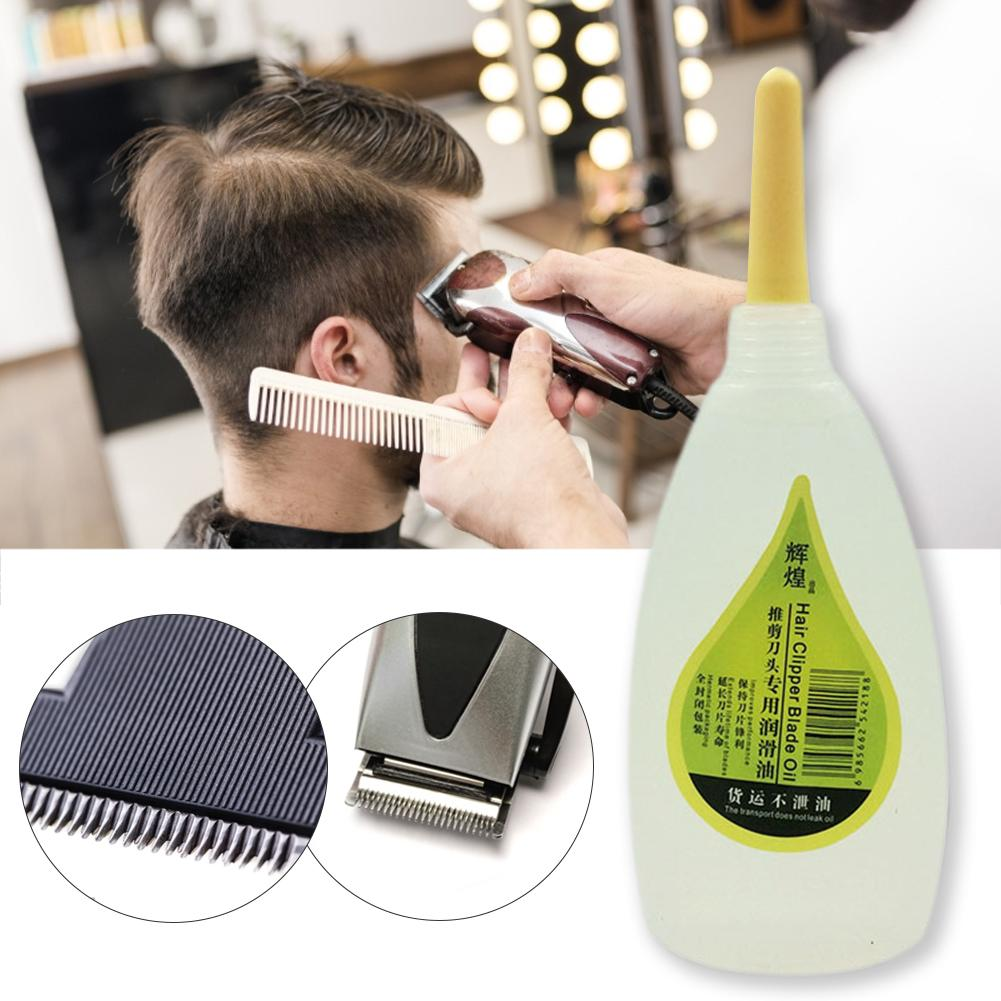 1PCS 50ml Scissors Oil Electric Hair Clipper Oil Lubricating Oil Lube Repair Prevent Rusting For Salon Hairstyling Tool