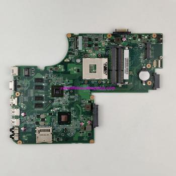 Genuine A000243200 DA0BD5MB8D0 w GT740M GPU Laptop Motherboard Mainboard for Toshiba Satellite S75 L75 Notebook PC a000074700 date5dmb8f0 for toshiba satellite l700 l745 laptop motherboard hm65 gpu gt525m ddr3