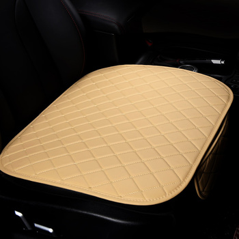 Front rear car seat cover PU leather cushion for BMW X1 X3 X4 X5 g30 e30 e34 e36 e38 e39 e46 e53 e60 e70 e83 e84 e87 e90 e92 image