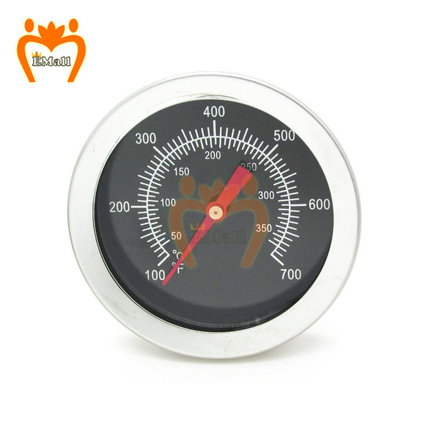Stainless Steel BBQ Accessories Grill Meat Thermometer Dial Temperature Gauge Gage Cooking Food Probe Household Kitchen Tools 1