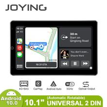 Radio-Player JOYING 2-Din android Carplay/4g 1 64G DSP Ips-Screen-Support Fm Rds Octa-Core